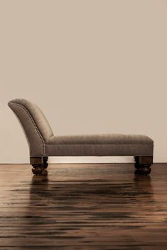 Upholstered Chaise Longue by HuntingdonCollection on Etsy