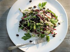 Next level bean salad, BOOM. http://www.thecoveteur.com/healthy-picnic-recipes-my-new-roots/