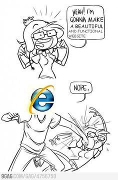 Web developpers feel my pain!