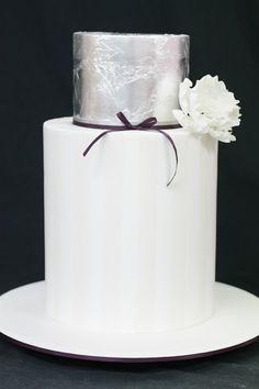 2013 Wedding Cake Trends | Silverleaf Wedding Designs