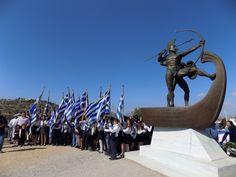 Απόδοση Τιμών στους Σαλαμινομάχους: Μόνο η Χρυσή Αυγή τίμησε τους Αθάνατους Ήρωες του Έθνους - Θερμή υποδοχή από τους κατοίκους! Φωτογραφίες, Βίντεο   Χρυσή Αυγή