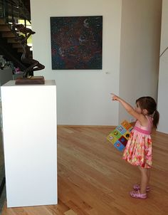 Great Ideas for visiting an art (or any!) museum with kids!