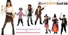 Affordable Kids Halloween Costumes