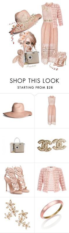 """Make a Hat,Style an Outfit - Contest"" by ragnh-mjos ❤ liked on Polyvore featuring H&M, Miss Selfridge, Chanel, Betty Barclay, Bonheur, Alexis Bittar and Stella & Dot"