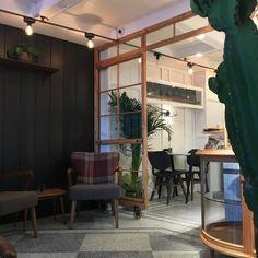 Grandpa Coffee&Eatery | Bebek/Istanbul designed by Zemberek Design #interiordesign #interior #cafedesign #coffee #bakery #bakerydesign