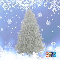 Πανέμορφο λευκό ιριδίζον Χριστουγεννιάτικο #δέντρο, προορισμένο για να μαγνητίσει τα βλέμματα με το μοναδικό του φύλλωμα. 🎄❄️❄️❄️ Διακοσμήστε το με ό,τι χρώμα σας αρέσει ή δημιουργήστε ένα total white look και κάντε τα φετινά #Χριστούγεννα μοναδικά! 🎅 Θα το βρείτε στο #MySeason!