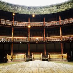 The view from the stage at Shakespeare's Globe, London. Globe Theatre, Theatre Stage, Theater, Shakespeare In Love, William Shakespeare, Depressed, Bear, London, Education