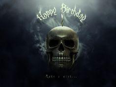 metal happy birthday - Google Search