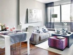 If walls could talk, these uber small spaces would blab about how much chic stuff they've packed into such limited square footage. From bedrooms that double as offices and kitchens that fit into co...