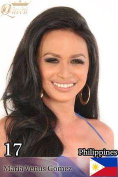 Maria Venus Gomez - Philippines