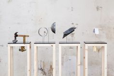 Objects of Curiosity by Pega-Cut and Kneip