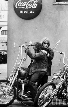 HELL'S ANGELS, 1965...I remember hearing about them and it terrified me!