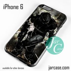 Halo 5 Black Suit Phone case for iPhone 6 and other iPhone devices