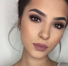 Phenomenal 73 Matte Makeup Ideas That You Must Try https://www.fashiotopia.com/2017/05/22/73-matte-makeup-ideas-must-try/ Do not purchase a dress in the hope you will drop some weight. It's possible for you to put this all around the body for a body mask if you want. #makeuplooks2017