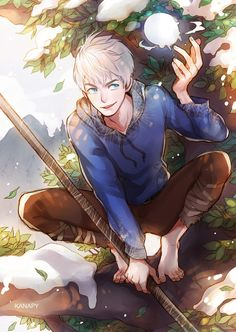 jack frost snowball