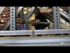 Metropolis II by Chris Burden (the movie)