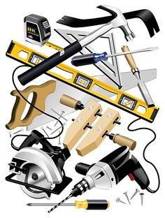 K to 12 Carpentry Learning Modules Easy Woodworking Projects, Popular Woodworking, Woodworking Tools, Dremel, Carpenter Tools, Wood Tools, Making Tools, Carpentry, Furniture Making
