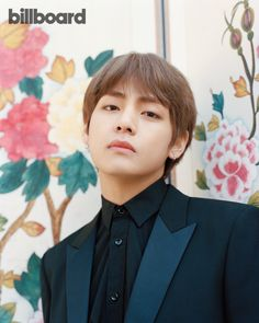 #taehyung #bts || individual photoshoot 2 || Billboard 2018