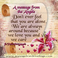 Angel Message - Free Angel Card - Angel Guidance - Angel Card Reading