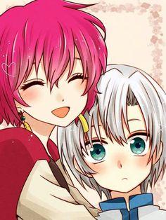 Akatsuki no yona ♥
