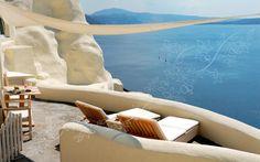 Mystique Resort in Santorini Greece.~Sigh, one day...    #Santorini,Greece,Mediterranean Resort