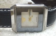 Vintage Seiko 5 Automatic Day-Date 17-Jewels Men's Wrist Watch AS-26a
