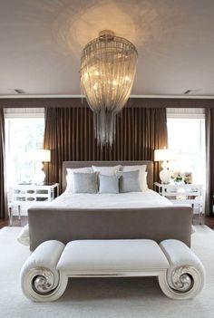 Gorgeous Elegant Bedroom