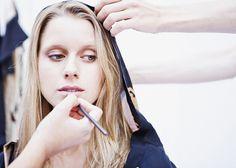 Making of Manuela Velles para el número de noviembre 2012 de Neo2
