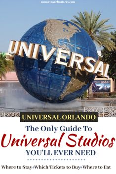 Planning a trip to Universal Studios Orlando? Here is our guide to accommodations, food, transportation, passes, and the Wizzarding World of Harry Potter. Universal Studios vacation planning, tips and secrets. Universal Studios Wizzarding World of Harry Potter. Harry Potter experiences, souvenirs, and tips. Universal Studios Florida. Universal Studios Harry Potter. US travel bucket list. Disney World Tips And Tricks, Disney Tips, Disney Parks, Disney On A Budget, Disney World Planning, Universal Studios Florida, Universal Orlando, Orlando Vacation, Florida Vacation