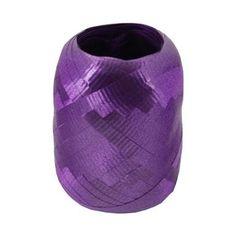 Purple Curling Ribbon Keg | 66'