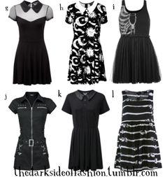 Dark Fashion #gothicfashion #goth #darkfashion #nugoth #alternativefashion