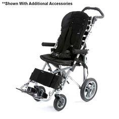 Stealth Lightning Special Needs Stroller Special Needs