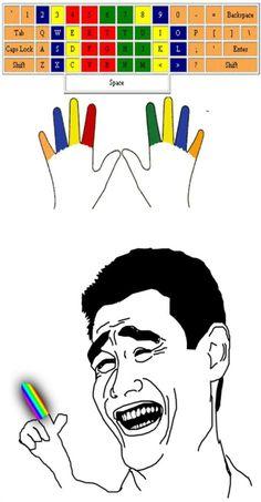 #10fingersystem wie es sein sollte - #wieesist ;-)