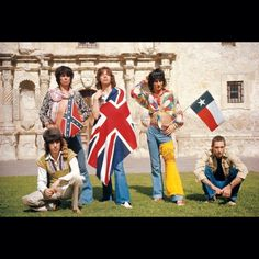 The Rolling Stones at The Alamo