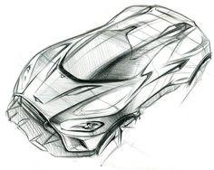 automotive_sketchbook on Behance