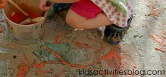 Activities for 3-year-olds: lots of preschool play ideas on this post