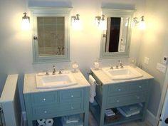 2 Separate Sinks In Bathroom Image Result For 2 Separate Vanities