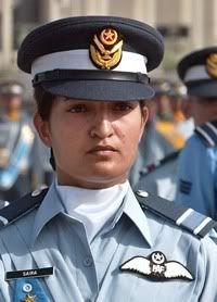 Meet Saira Amin; PAF Sword of Honor Winner