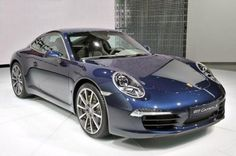 Saw this beauty name Porsche (911 Carrera S) at the Detroit International Auto Show. I told her I was seeing a Maserati, but would make her my side whip.