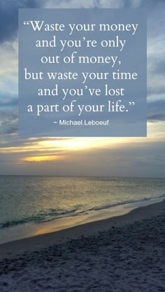 Quotes to Inspire You - Leboeuf