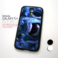 Monsters Inc Scare design for Samsung Galaxy S4 Case