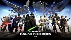 Star Wars Galaxy of Heroes hack shown in this video is undetectable, tested and working. This Star Wars Galaxy of Heroes hack is an online generator whi. Amour Star Wars, Star Wars 7, Star Wars Toys, Star Wars Rebels, Lego Star Wars, Walt Disney Pictures, Luke Skywalker, Boba Fett, Pokemon Go