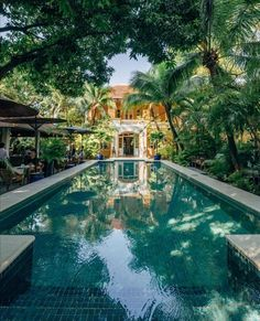 This is my south florida dream pool Dream Pools, South Florida, Paradise, Magic, Water, Outdoor Decor, Inspiration, Ideas, Home Decor