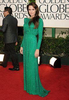 Анджелина Джоли в Versace