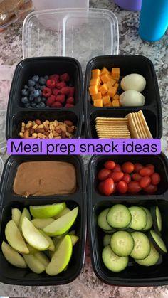 Easy Healthy Meal Prep, Easy Healthy Recipes, Quick Meals, Healthy Snacks, Healthy Eating, Healthy Cheap Meals, Meal Prep Recipes, Healthy Pregnancy Snacks, Healthy Low Calorie Meals
