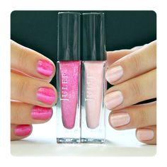 Classic with a Twist for July which also comes with a soft pink lip gloss and a bonus of the new Oh Canada polish as well.
