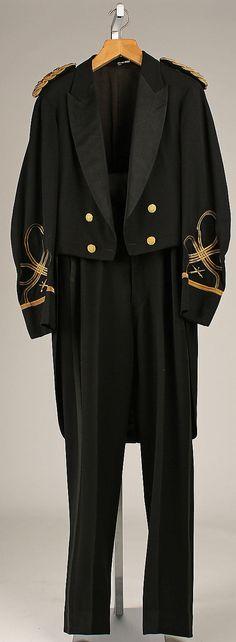 Military Uniform - American 1908