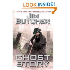 Ghost Story: A Novel of the Dresden Files: Jim Butcher: Amazon.com: Kindle Store