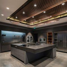 Gaggenau showroom Guangzhou de Einszu33 | Diseño de tiendas
