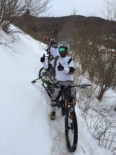 NeroQom Snow Biking